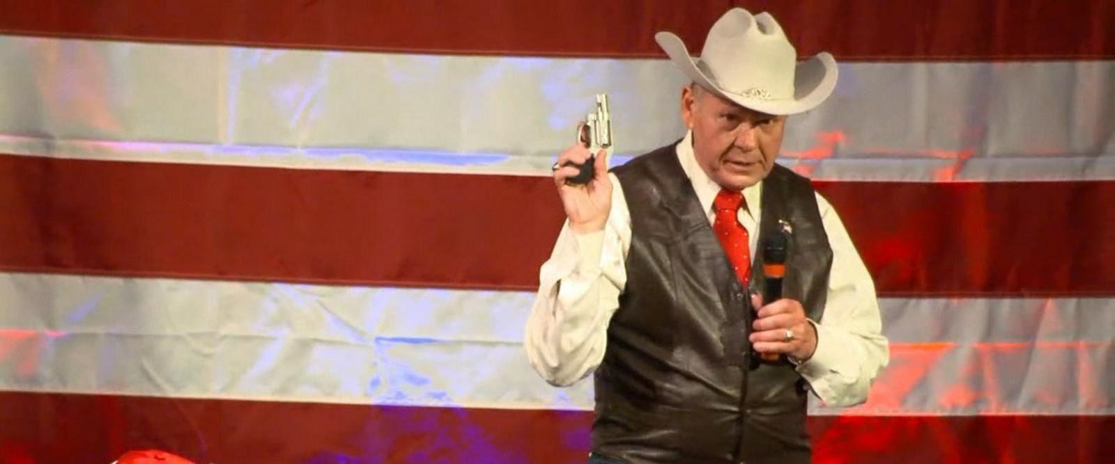 VIDEO: Bannon breaks with Trump in Alabama Senate race