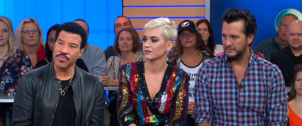 VIDEO: Lionel Richie, Katy Perry and Luke Bryan take over GMA