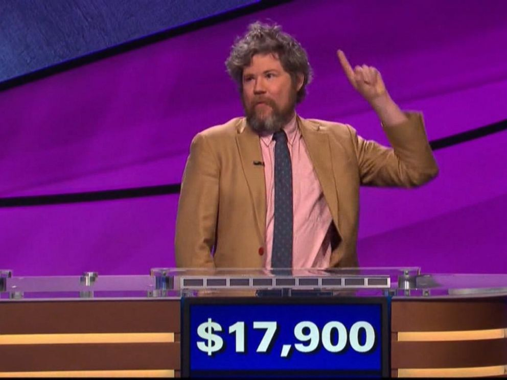 VIDEO: Viral Jeopardy winner describes his success