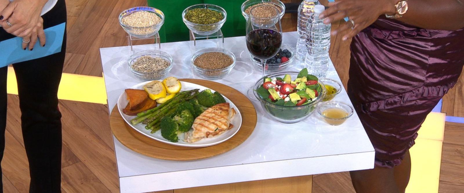VIDEO: Beyond the scale: What to eat to lower your risk for 3 health issues