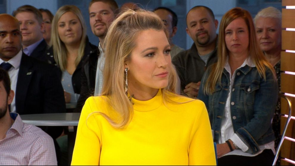 Actress Blake Lively calls sexual harassment 'so much more global' than Hollywood