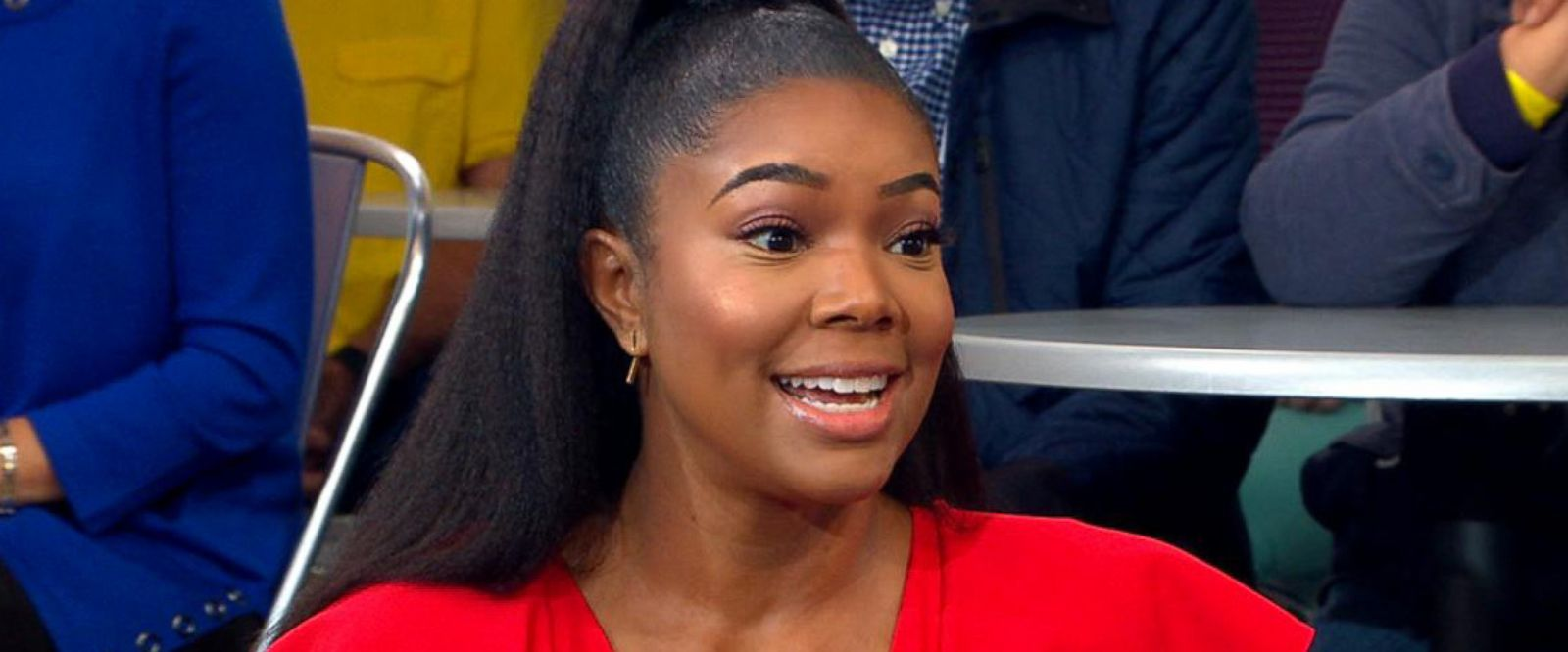 VIDEO: 'GMA' Hot List: Gabrielle Union says she 'finally felt like it was OK to be seen as vulnerable'