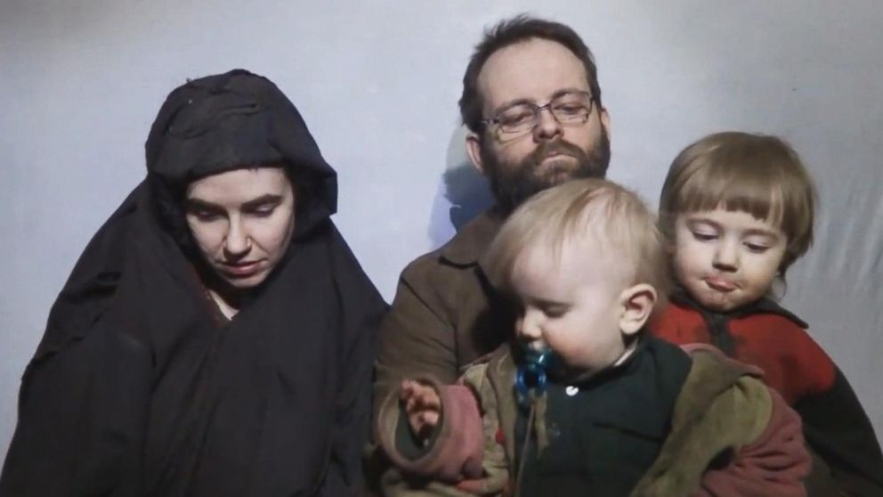 US hostage rescued from Afghanistan  hospitalized