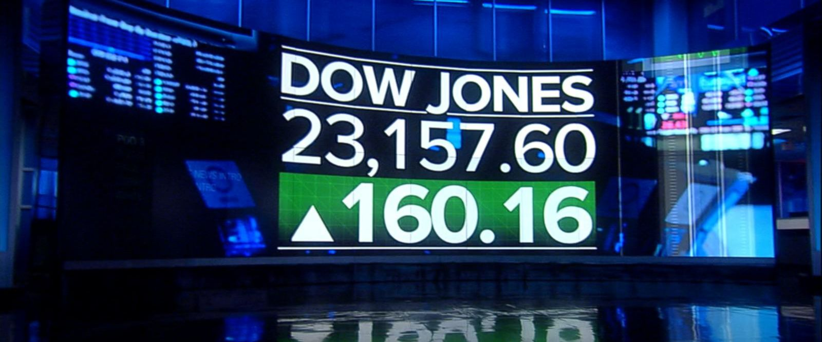 VIDEO: Wall Street sets another record high
