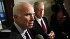 VIDEO: Defense Secretary Mattis briefs members of Congress on deadly Niger mission