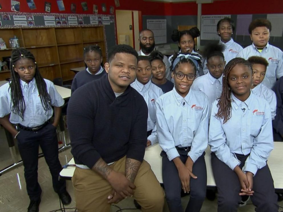 VIDEO: Meet the 6th graders whose inspiring rap video on education went viral