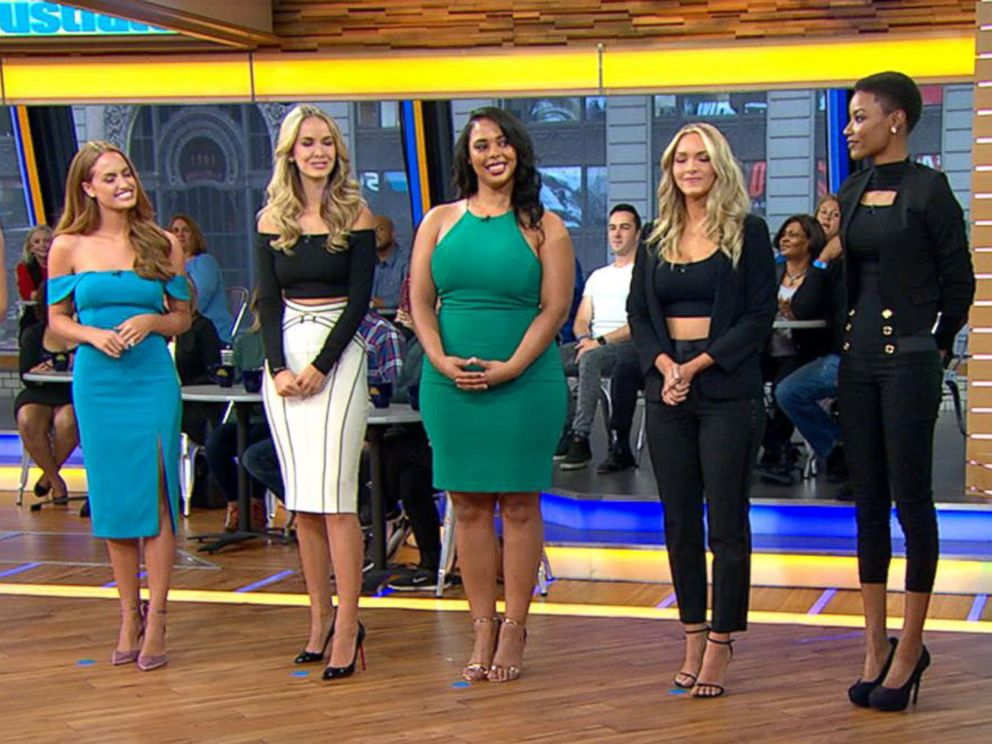 VIDEO: Meet the finalists for the 1st Sports Illustrated Swimsuit Edition open casting call