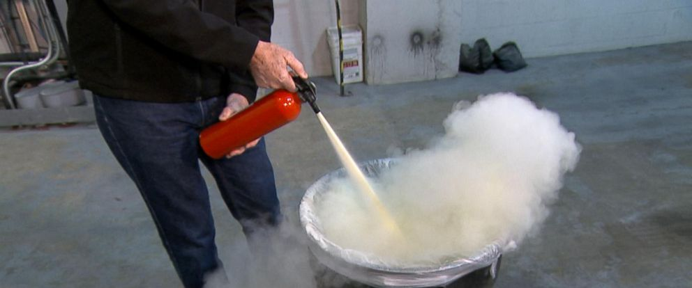 VIDEO: More than 37 million fire extinguishers recalled after fatality