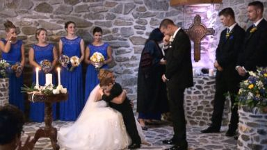 'VIDEO: Bride includes stepson and his mom in emotional vows' from the web at 'http://a.abcnews.com/images/GMA/171108_vod_orig_kaitlinwedding1_16x9_384.jpg'