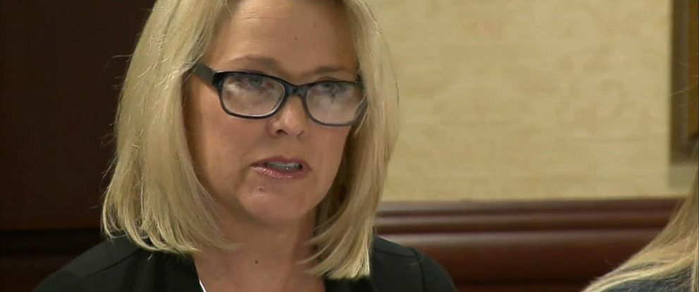 VIDEO: Ex-TV anchor claims Spacey sexually assaulted her son
