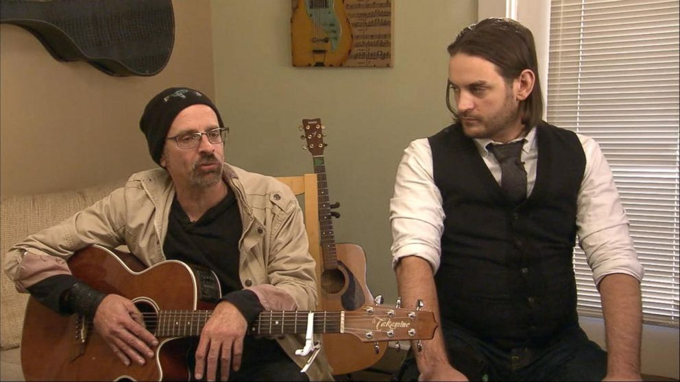 WATCH: Helping veterans and current service members heal through music