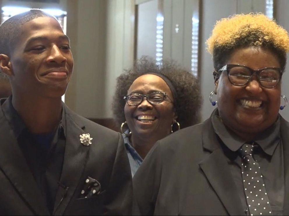 VIDEO: Beaumont student asks teacher to adopt him
