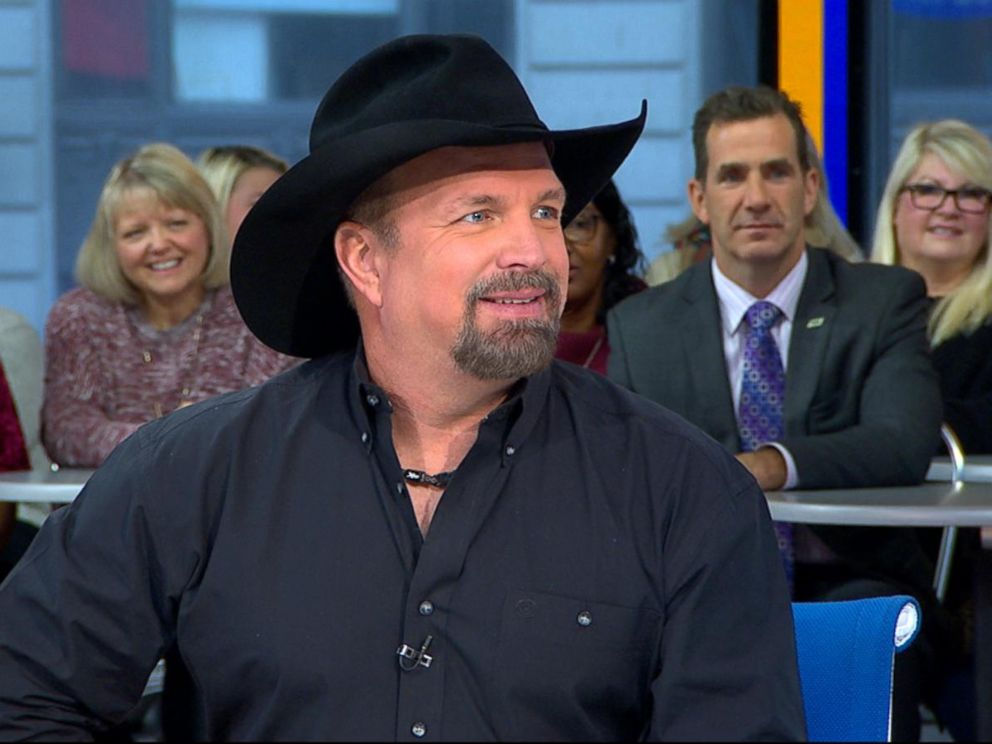 VIDEO: Catching up with Garth Brooks live on GMA