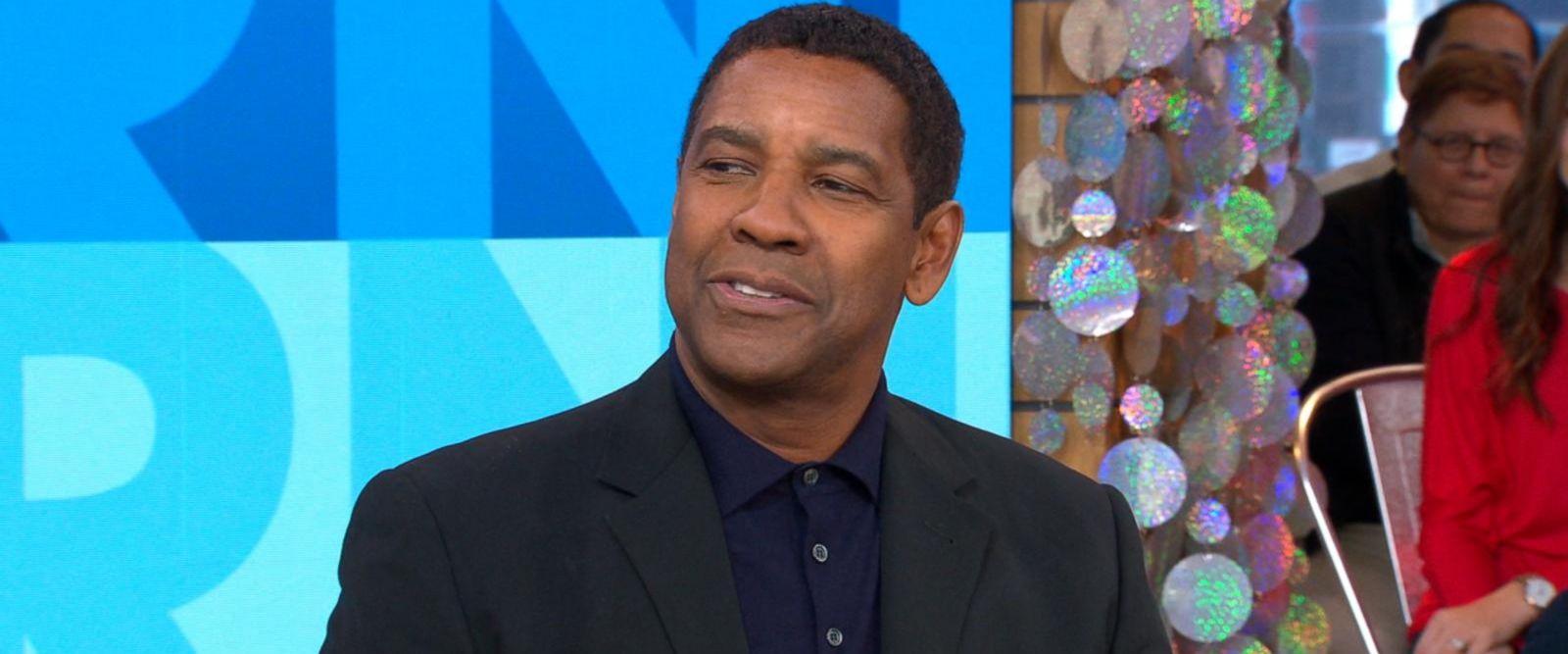 VIDEO: Garth Brooks gushes over latest Denzel Washington movie