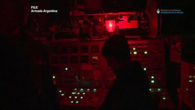 'VIDEO: Signals from missing Argentine sub give hope for rescue effort' from the web at 'http://a.abcnews.com/images/GMA/171119_gma_ganyard2_16x9_384.jpg'