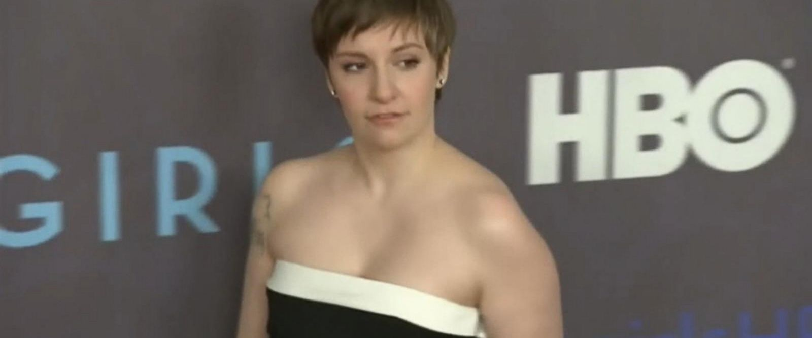 VIDEO: Lena Dunham defends her writer from sexual assault claim