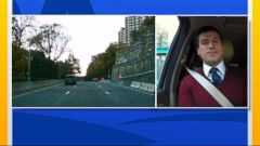 VIDEO: Thanksgiving travel road rush begins early