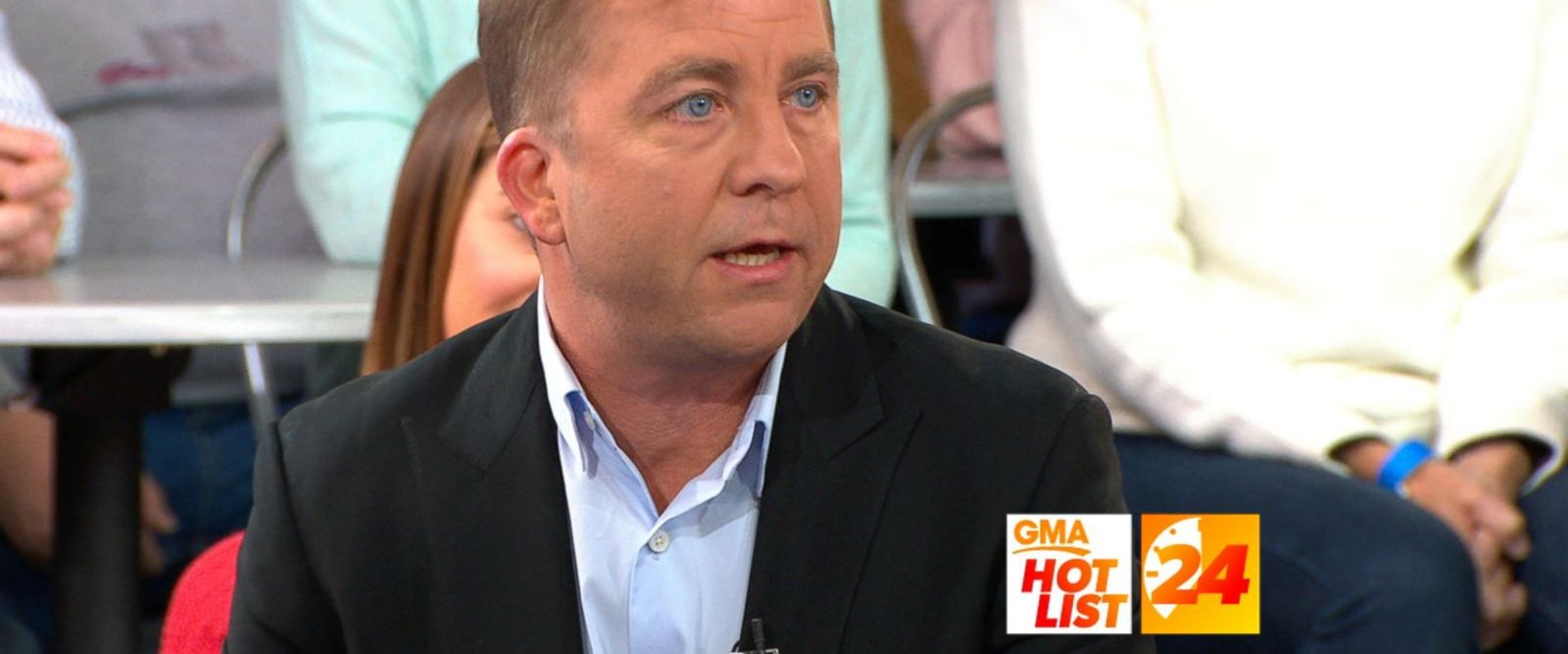 VIDEO; 'GMA' Hot List: Peter Billingsley dishes on a deleted scene from 'A Christmas Story'
