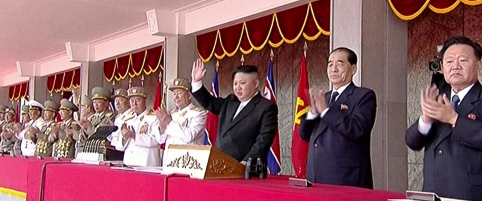 VIDEO: Trump names North Korea a 'state sponsor of terror'