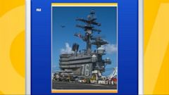 VIDEO: US Navy aircraft crashes into sea near Japan