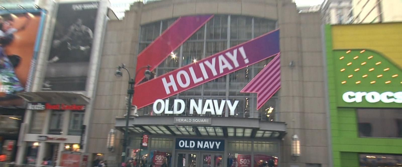VIDEO: Old Navy CEO discusses rapidly changing retail industry