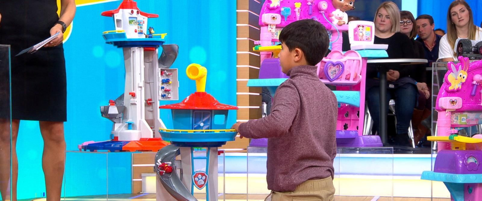 VIDEO: This season's top-rated kid-tested toys