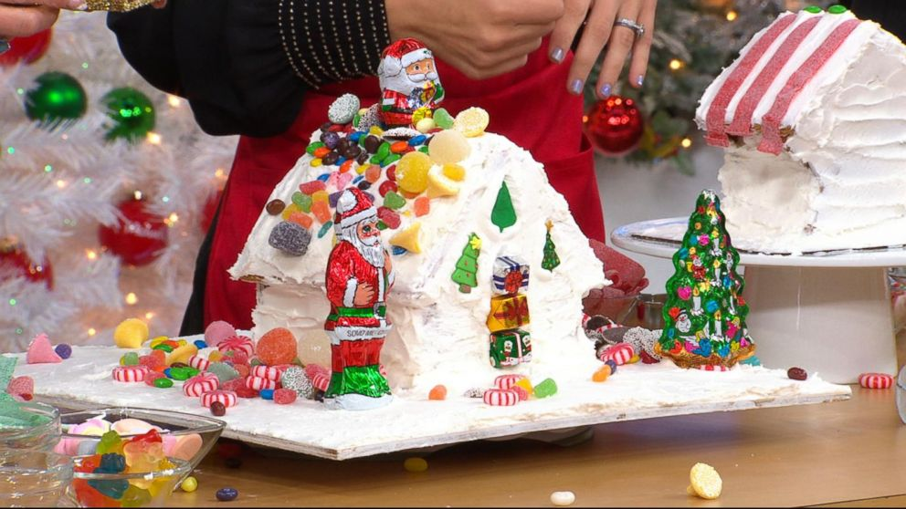Expert tips on how to make a stunning gingerbread house