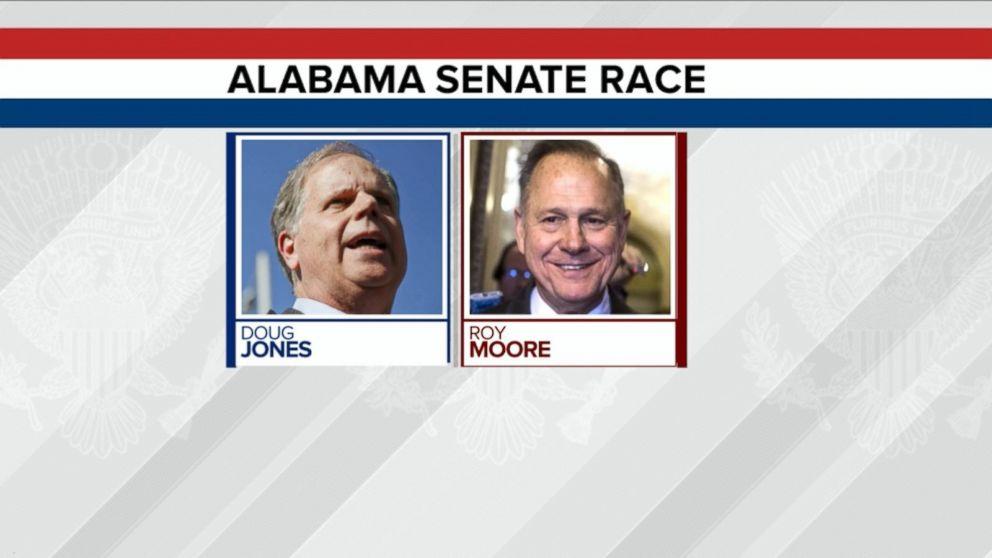 Alabama senate candidates make all-out push