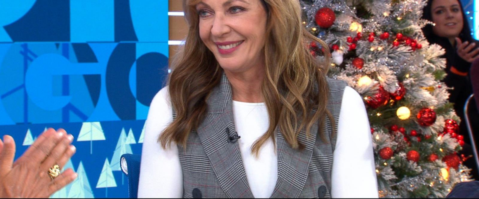 VIDEO: Allison Janney opens up about 'I, Tonya'