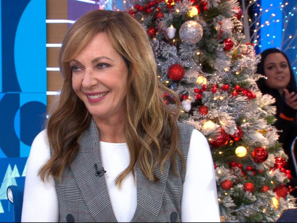 VIDEO: Allison Janney opens up about I, Tonya