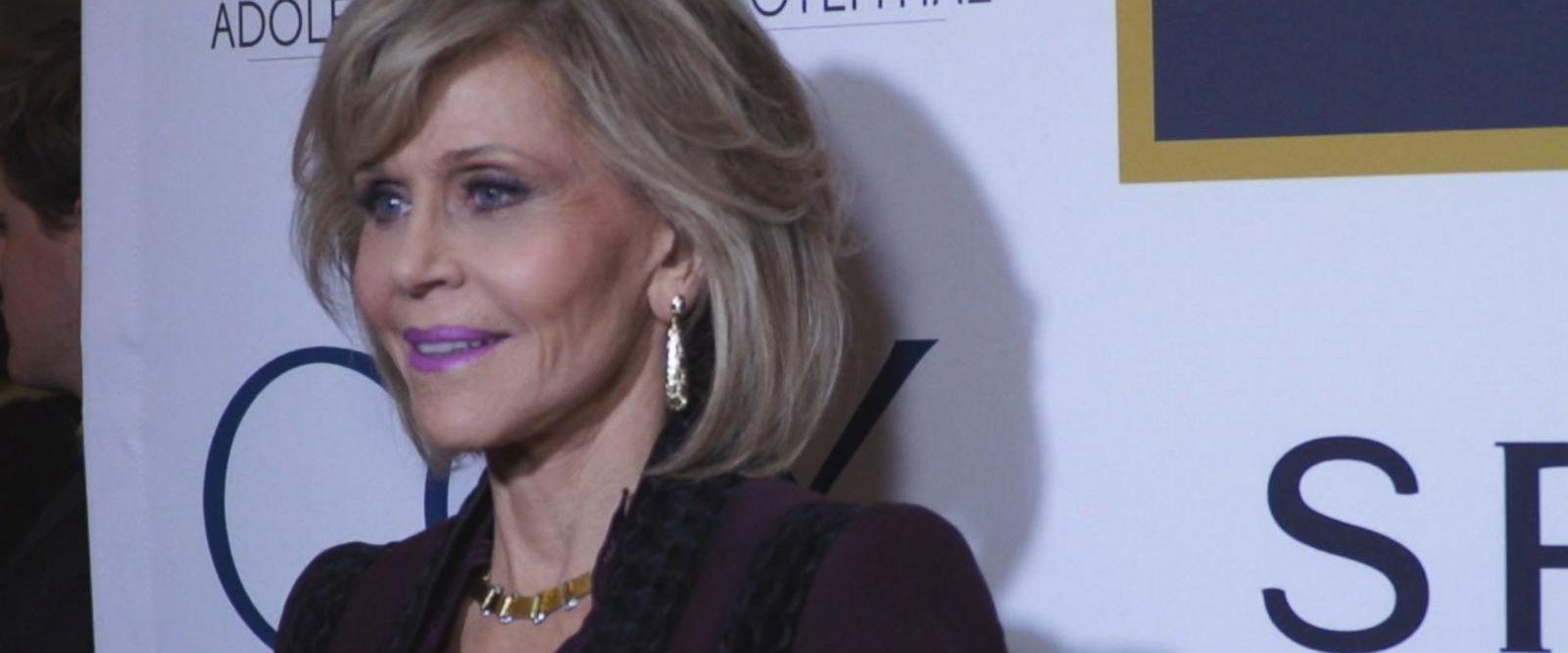 VIDEO: Jane Fonda celebrates 80th birthday with star-studded fundraiser