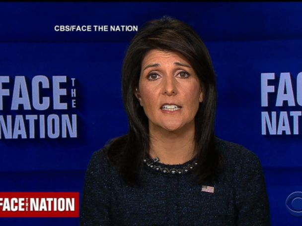 WATCH:  Nikki Haley: Trump's accusers should be heard