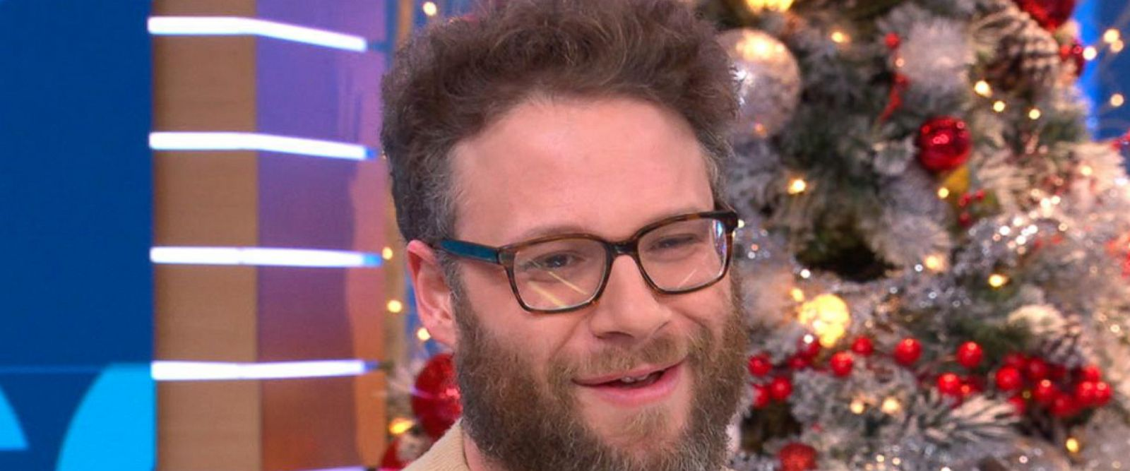 VIDEO: 'GMA' Hot List: Seth Rogen says James Franco stayed in character the entire time they made 'The Disaster Artist'