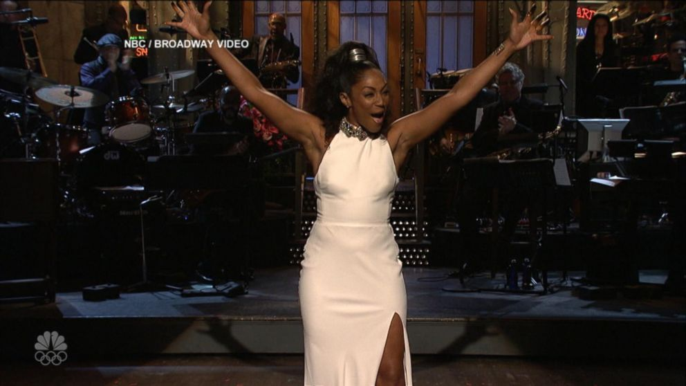 Tiffany Haddish makes history as 1st black female comic to host 'SNL'