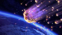 Meteor showers occur when multiple objects enter Earths atmosphere around the same time.