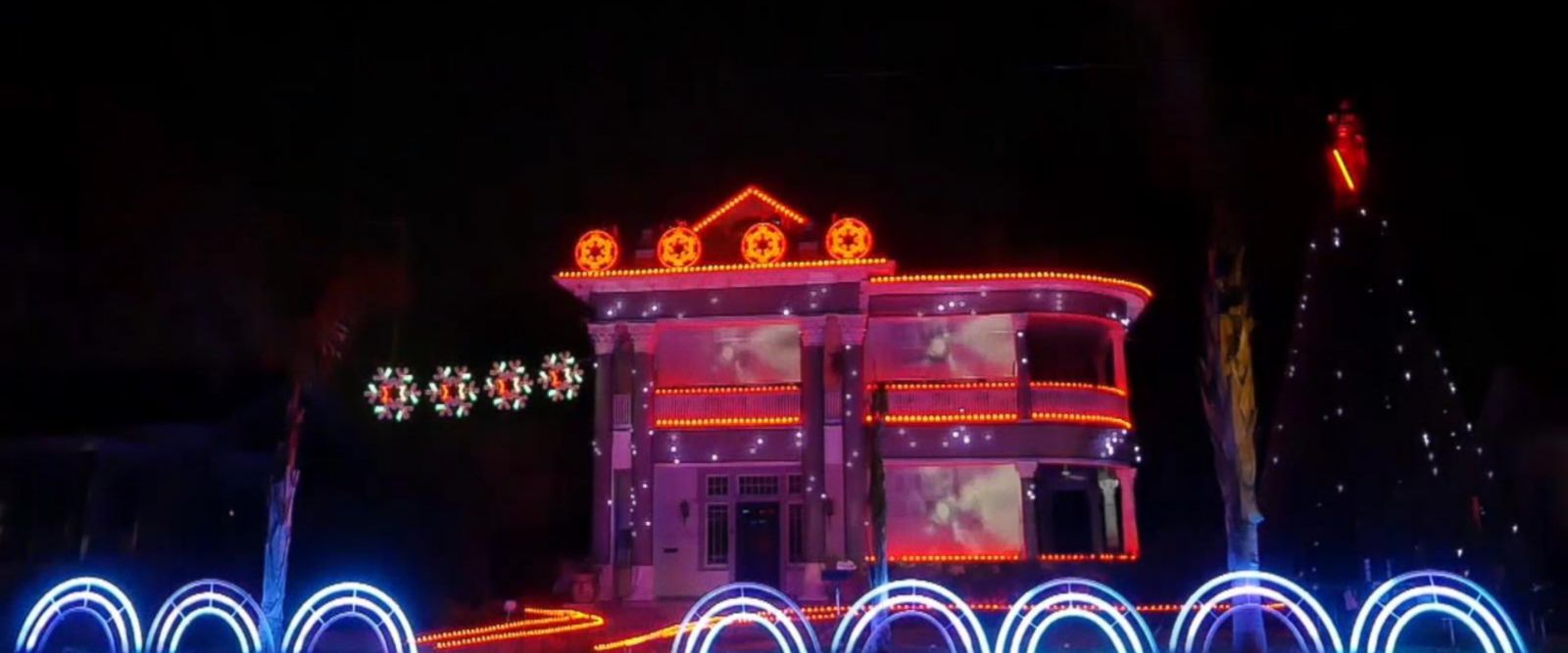 VIDEO: Homeowners turn to pros to hang Christmas lights