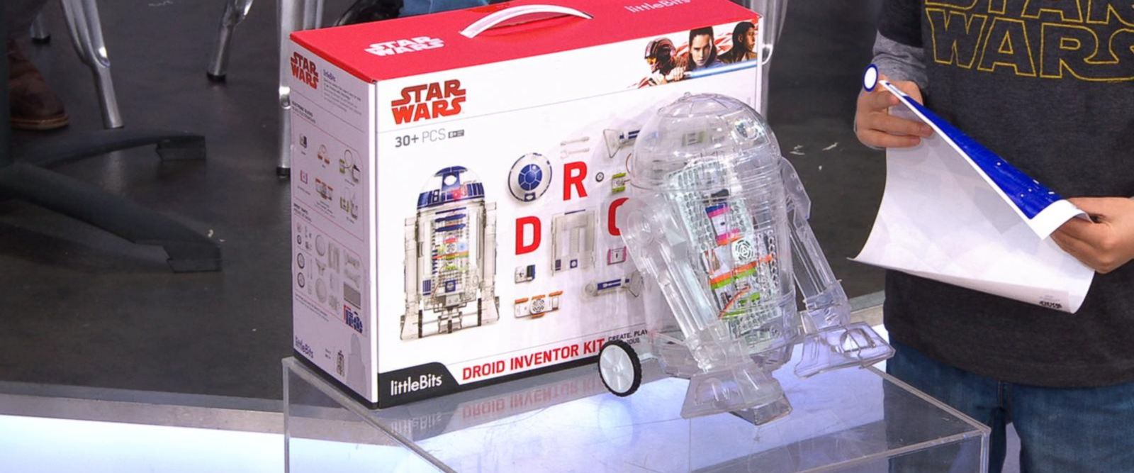 VIDEO: What to know about the hottest new 'Star Wars' toys