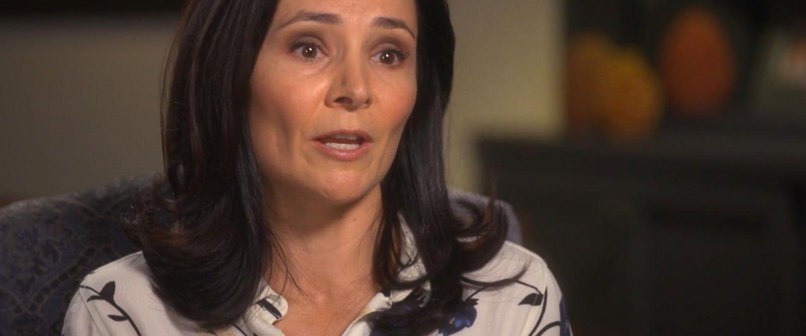 VIDEO: Former NXIVM member says she was invited into secret sorority then branded