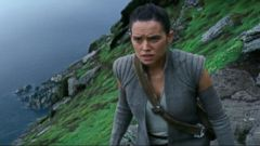 VIDEO: The Last Jedi is a force to be reckoned with at the box office