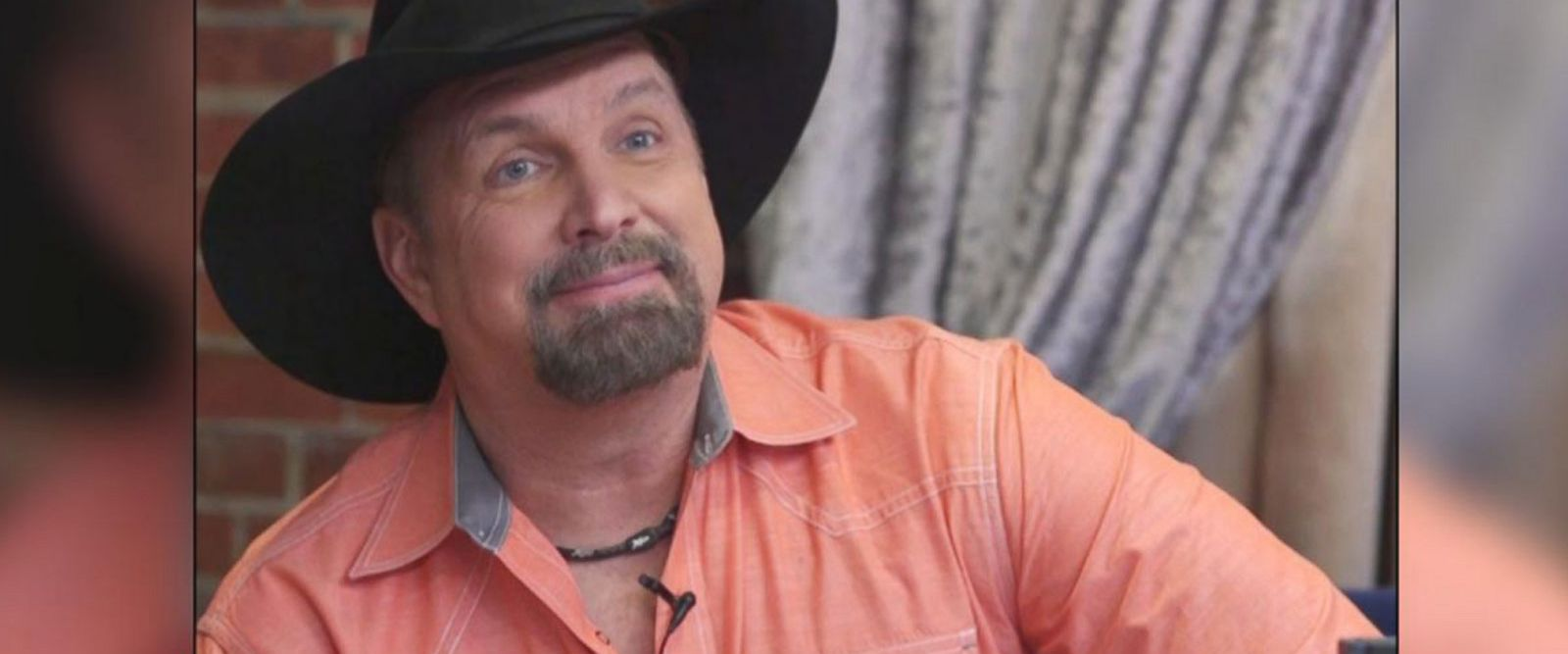 VIDEO: Garth Brooks opens up about why he loves Christmas more than anyone else