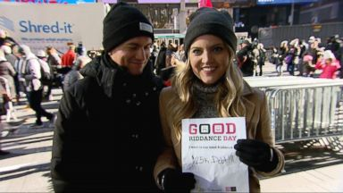'VIDEO: Saying goodbye to 2017 with 'Good Riddance Day'' from the web at 'http://a.abcnews.com/images/GMA/171230_gma_bankert7_16x9_384.jpg'