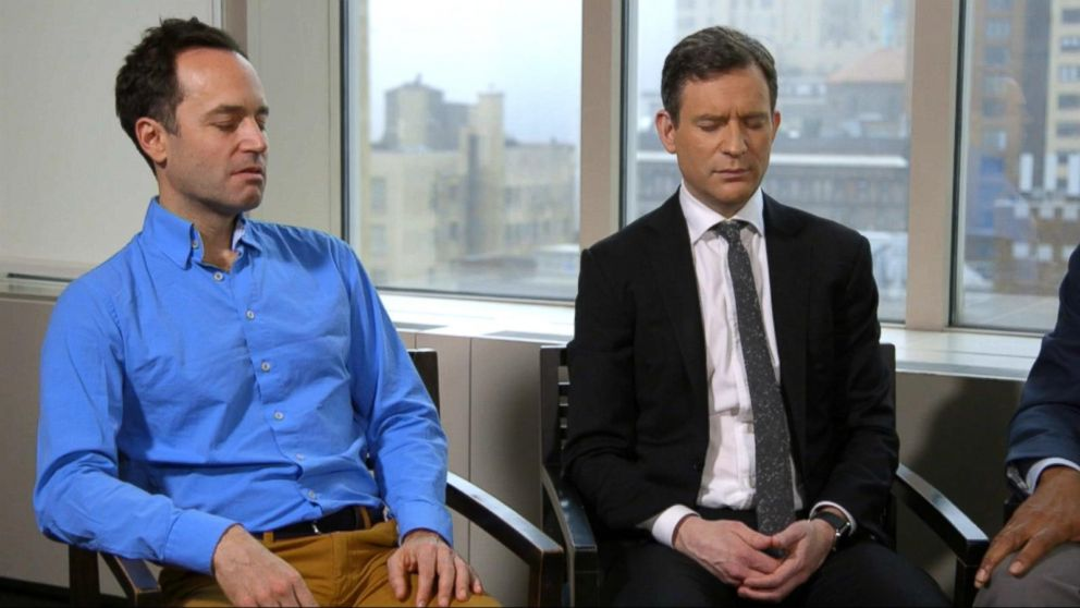 WATCH: Dan Harris aims to make the practice of meditation more accessible to everyone