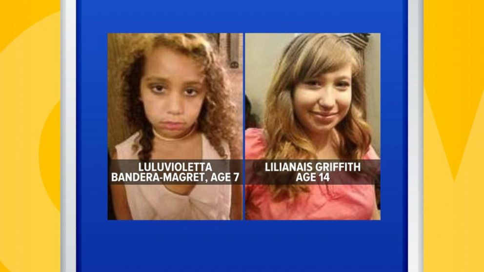 Nationwide Amber  Alert  issued for sisters