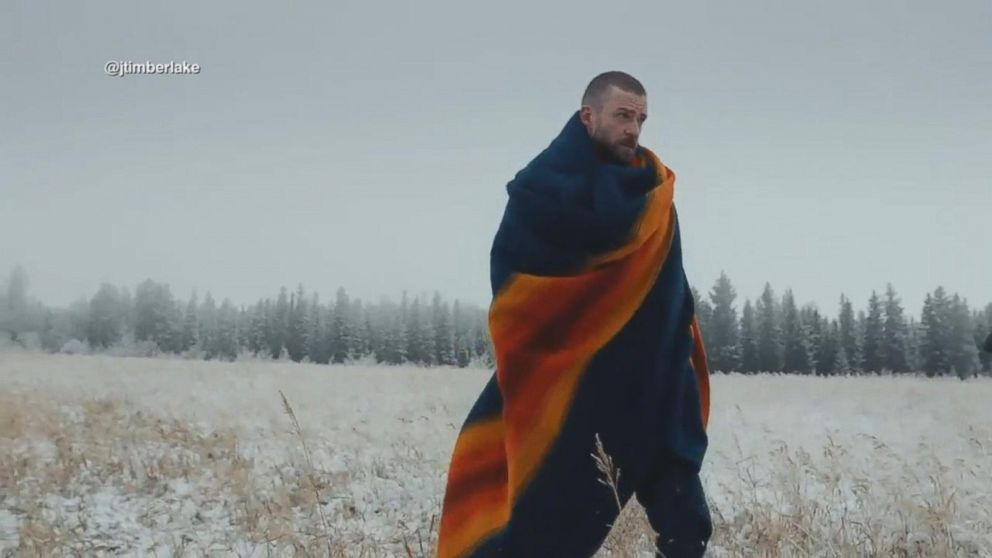 Justin Timberlake announces new album, 'Man of the Woods' Video