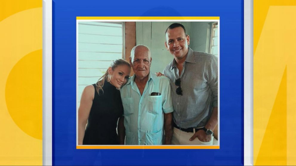 Jennifer Lopez and Alex Rodriguez bring hope and relief to storm-ravaged Puerto Rico