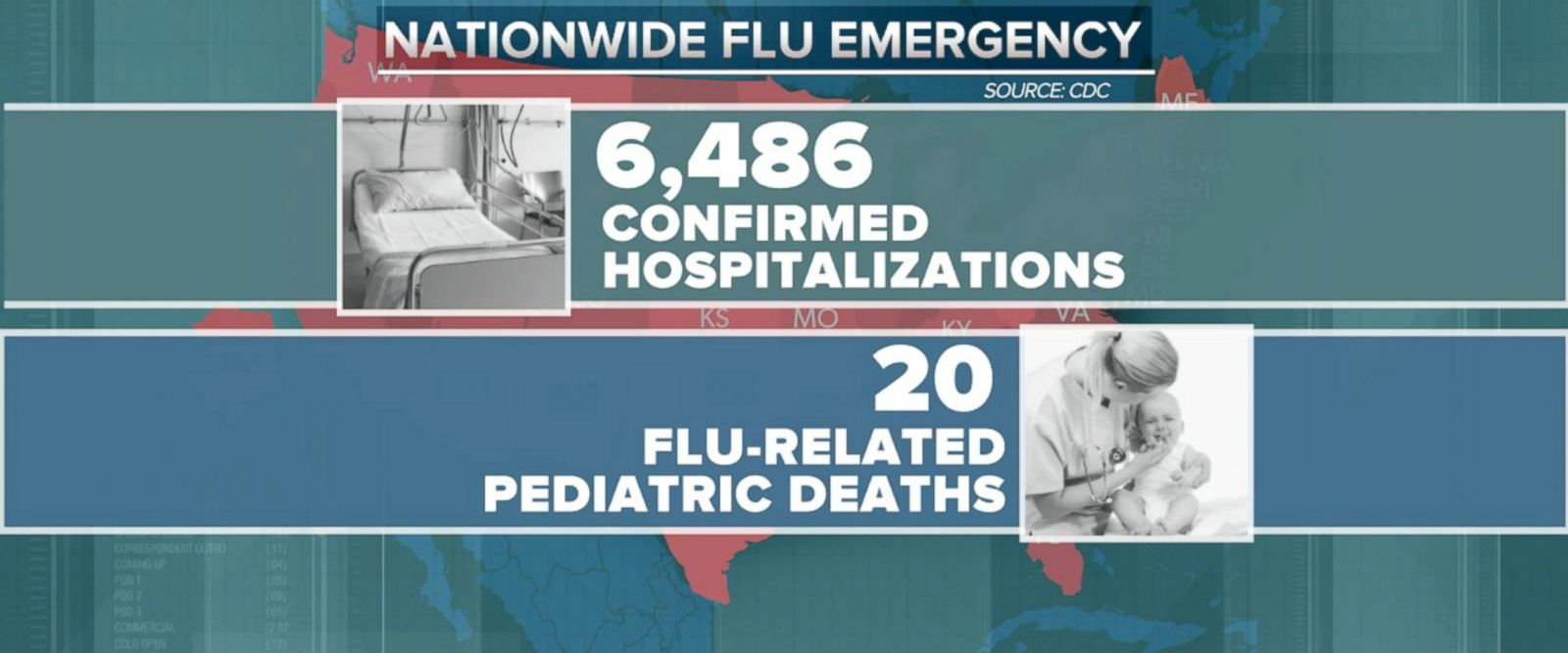 VIDEO: How to protect yourself when someone in your family has the flu