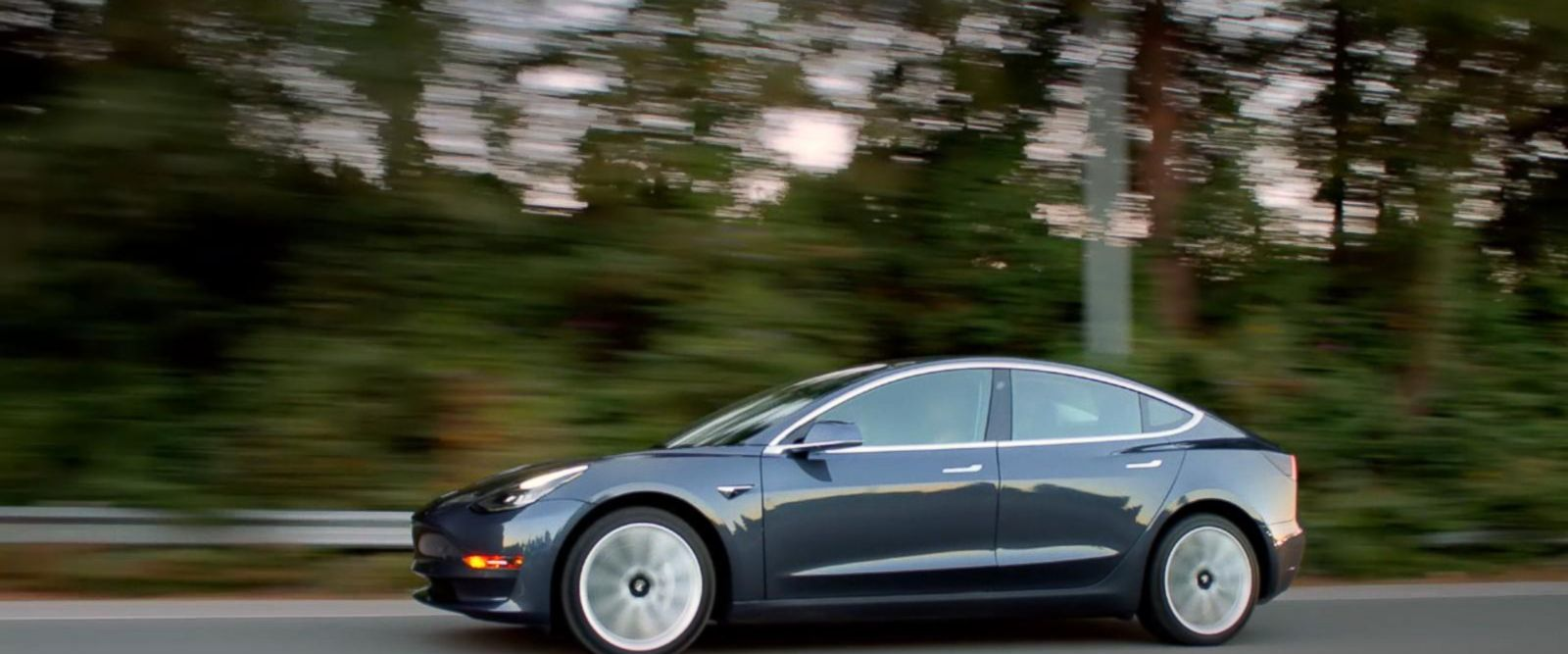 VIDEO: Test-driving Tesla Model 3 as waitlist and anticipation build
