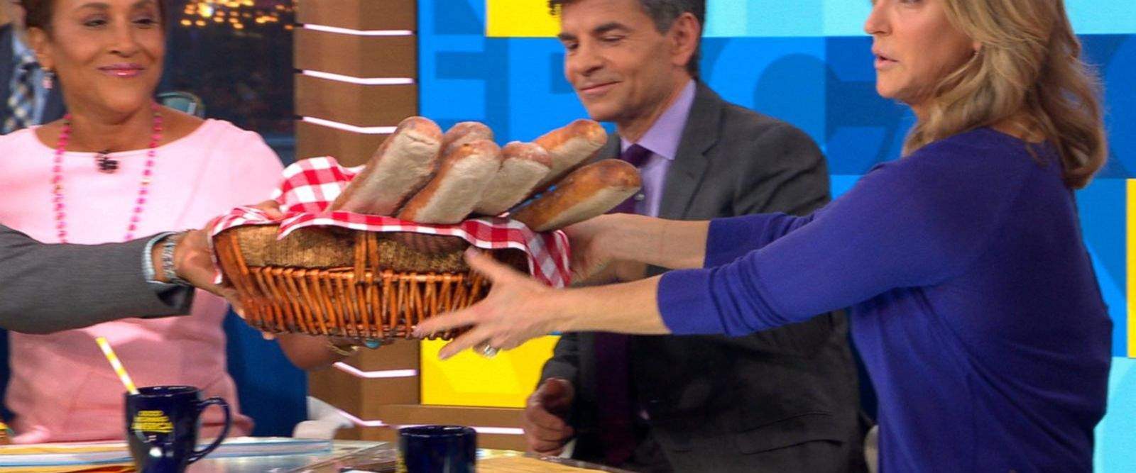 VIDEO: What food should be America's national treasure?