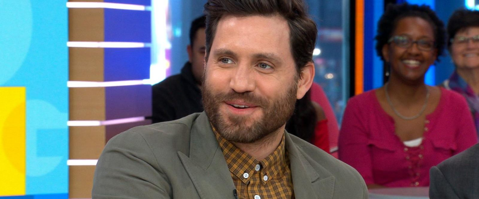VIDEO: Edgar Ramirez discusses how he transformed into Gianni Versace live on 'GMA'