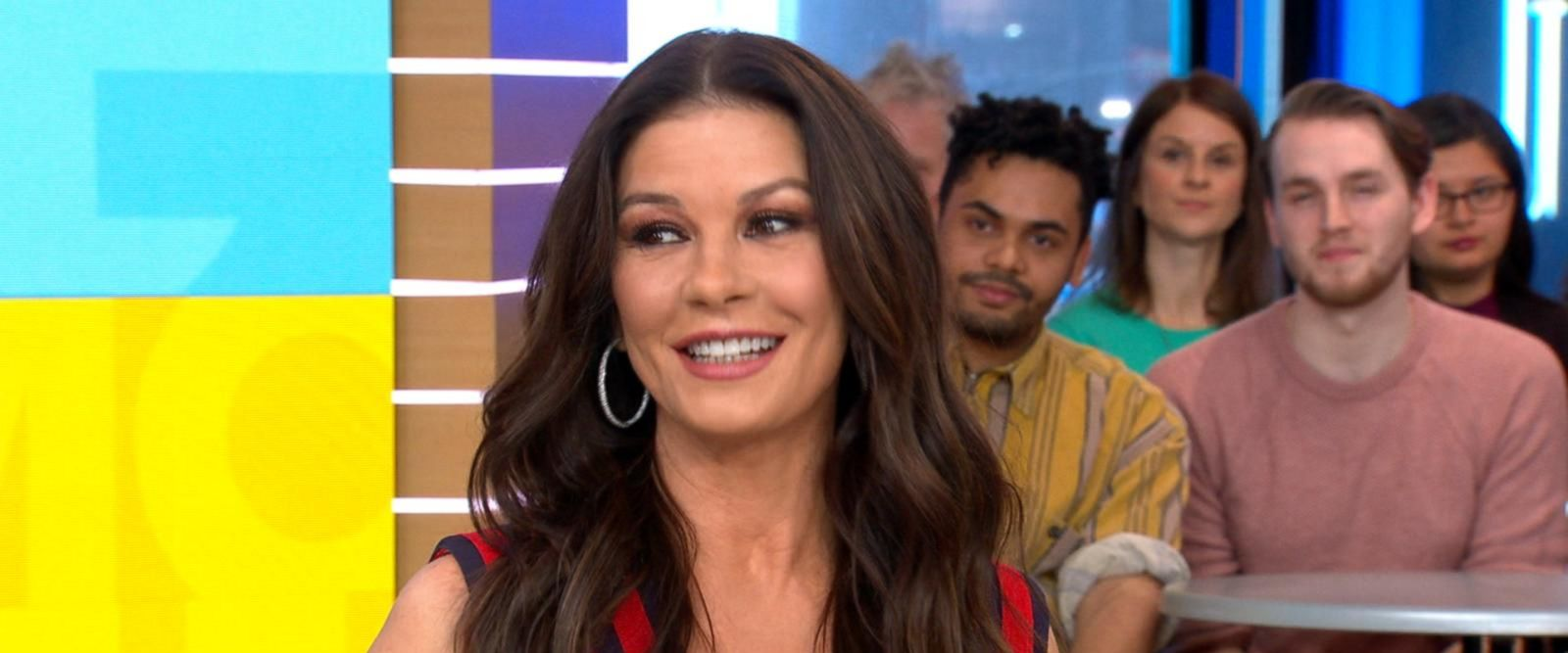 VIDEO: Catherine Zeta Jones was 'obsessed' with playing a drug lord